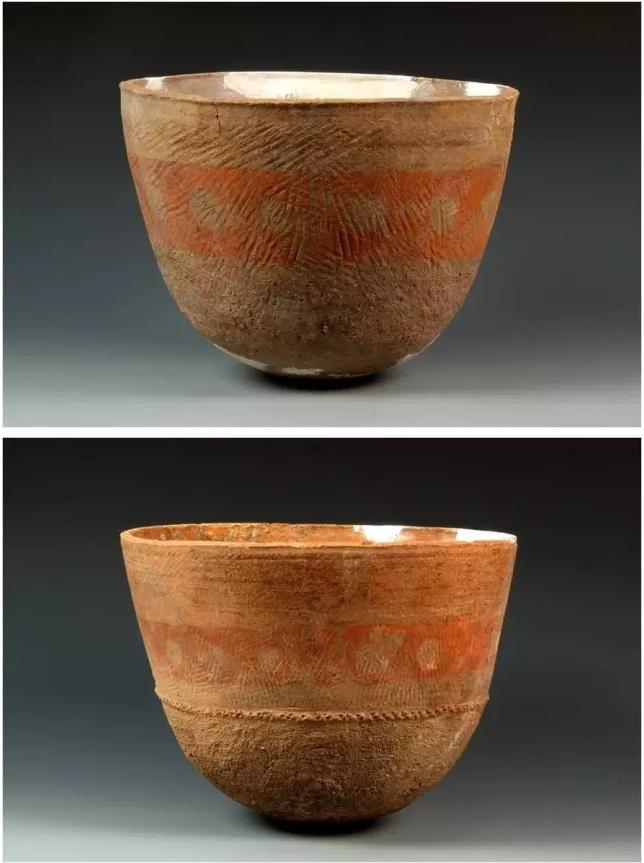 人学研究网  中华文明 华夏春秋 文明考古 陶器