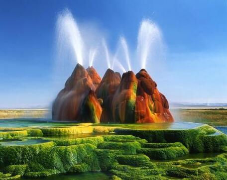 水源 喷泉