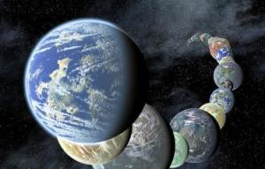 2017年NASA年中报告:发现类地行星 选出新宇航员候选人