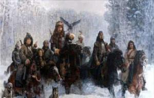 """陈晓晨: """"匈人""""曾深刻影响欧洲历史"""