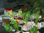 美术大师吴冠中画作享誉世界,中国的骄傲