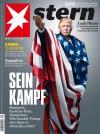 《stern》杂志,纳粹军礼标准啊!!