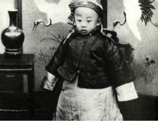 溥仪 人学研究网  千秋人物