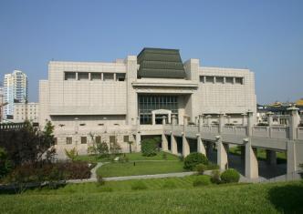 徐州博物馆:吹不散的楚风汉韵