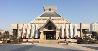 河南省博物院:中原之路尽沧桑