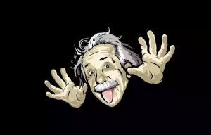 爱因斯坦:教育名言