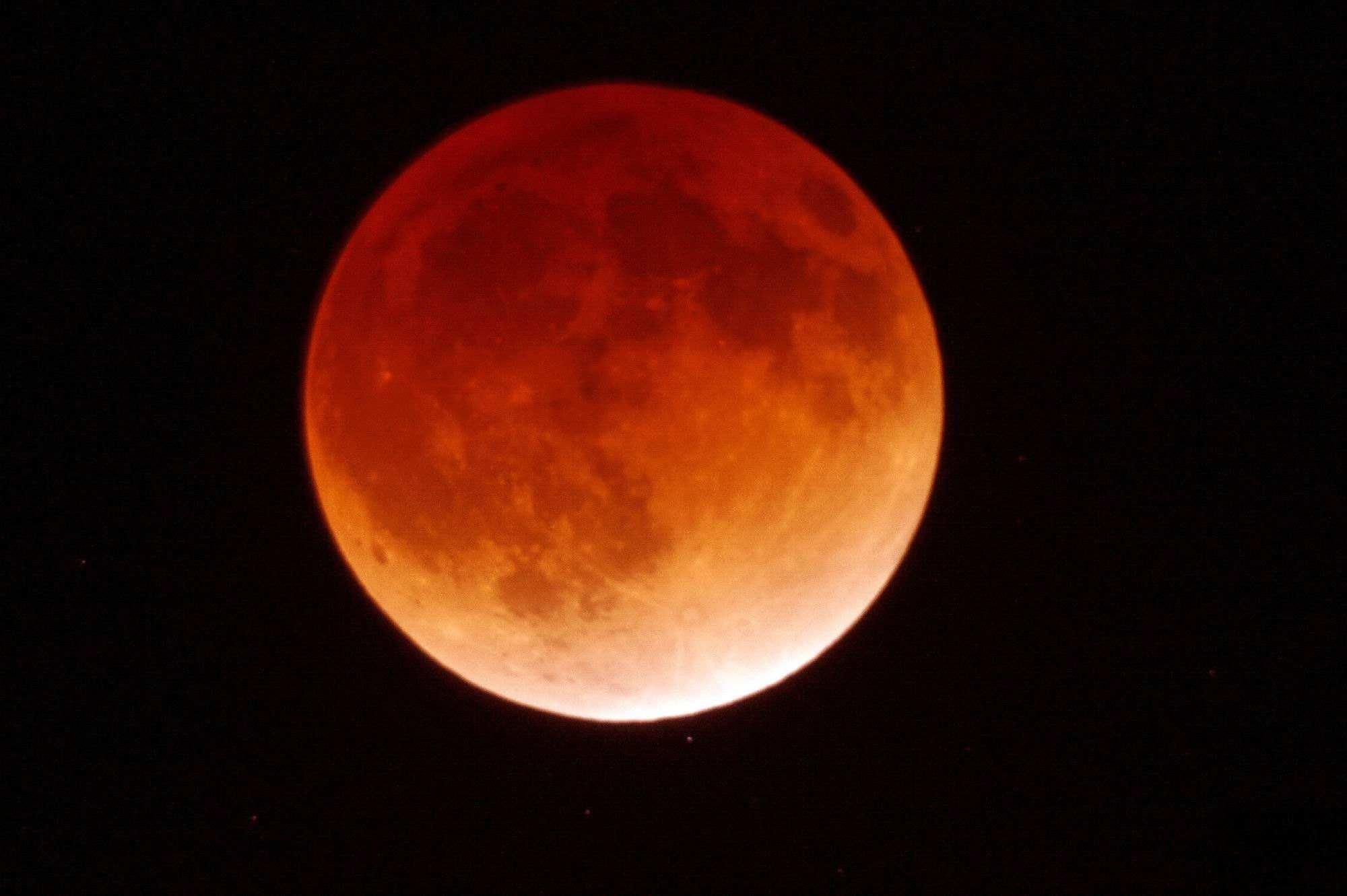人学网 宇宙探索 星球史记 月亮的阴晴圆缺图5