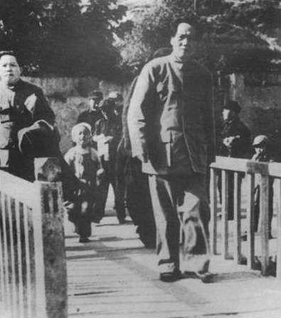 毛泽东重庆谈判趣事